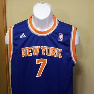 Adidas New York Knicks Jersey Anthony number 7